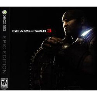 Microsoft Corp. Microsoft Gears of War 3: Epic Collector's Edition