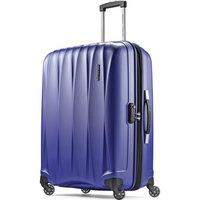 American Tourister 25 Arona Premium Hardside Spinner Luggage (Blue) - 73073-1090