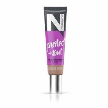 Neutrogena Protect + Tint Tinted Moisturizer, SPF 30, Shade 50 1.1 fl. oz