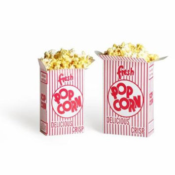 2102 Great Northern Popcorn 100 Premium Quality Movie Theater Style Popcorn Boxes .75 Ounce (Oz) Box