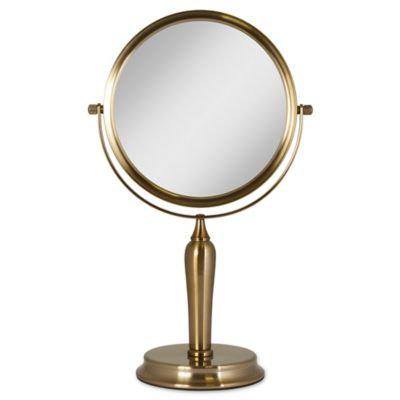 Anaheim 1x/5x Two-Sided Vanity Swivel Mirror