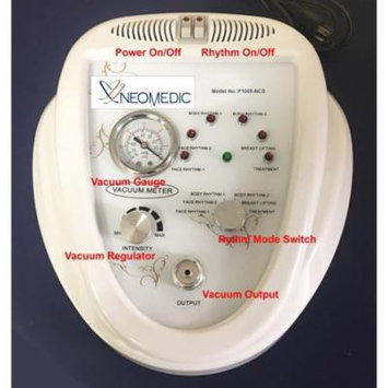 Professional Electric Vacuum Cupping Complete Set
