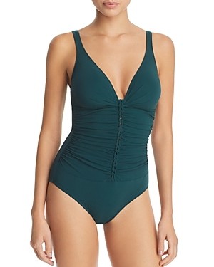 Profile by Gottex Tutti Frutti D Cup One Piece Swimsuit