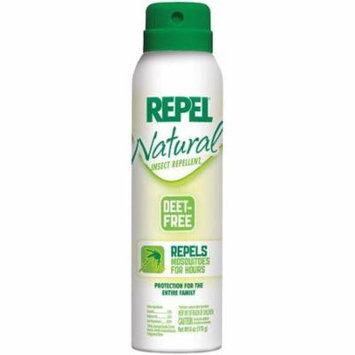 Repel 123336 Repel Natural Aerosol 6oz, Pack of 1