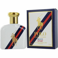 4.2 oz Mens Polo Blue Sport Eau De Toilette Spray