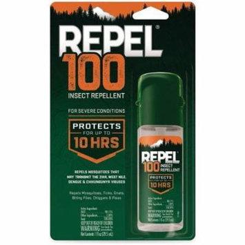 Repel 371244 Repel 100 Pump 100 percent Deet 1 Oz , Pack of 1