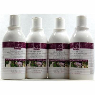 Janice Skincare 115 Goat Milk & Argan Oil Midnight Orchid Body Wash