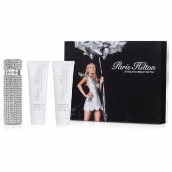 Paris Hilton Limited Anniversary Edition 3 Piece Set 1 ea