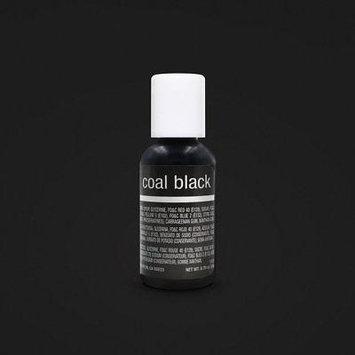 Coal Black Food Coloring Gel - .70 oz (20g) - National Cake Supply