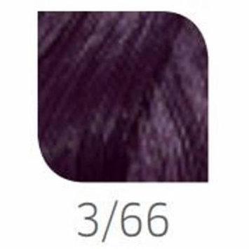 Wella Color Fresh Semi-Permanent Color - 3/66 Dark Brown/Intense Violet