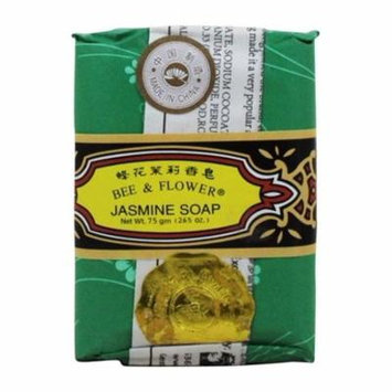 Bee & Flower Bar Soap Jasmine - 4.4 oz. by Prince of Peace (pack of 6)
