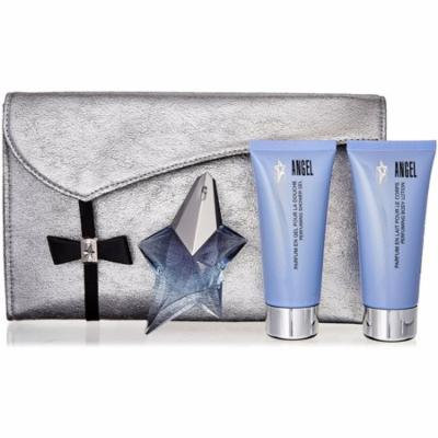 4 Pack - Thierry Mugler Angel 4 Piece Gift Set For Women 1 ea