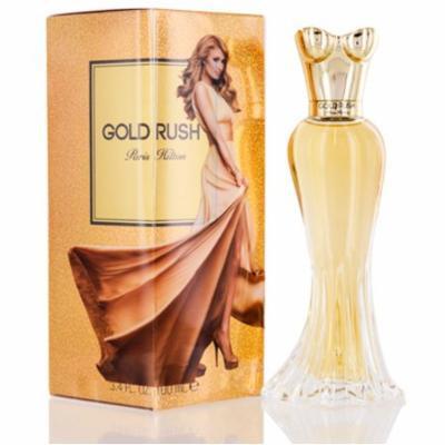 GOLD RUSH/PARIS HILTON EDP SPRAY 3.4 OZ (100 ML) Women