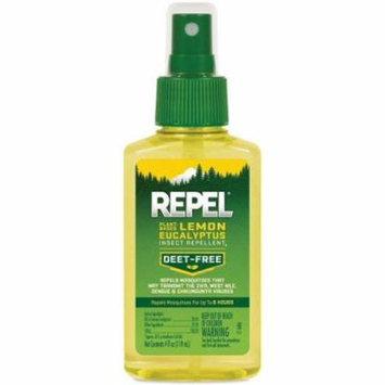 Repel 371652 Lemon Eucalyptus Pump 4 Oz, Pack of 1