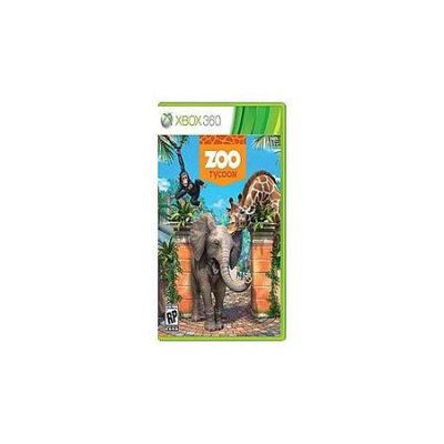 Microsoft Corp. Microsoft Xbox E2Y-00001 Zoo Tycoon Xbox 360