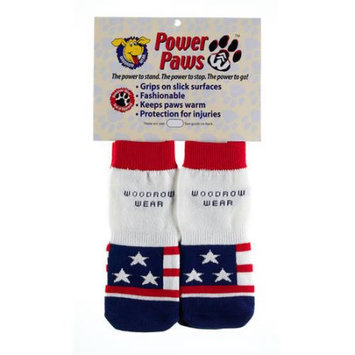 Woodrow Wear Power Paws Advanced Extra Extra Small Flag