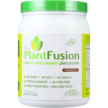 Plantfusion Protein Powder Chocolate, 1 LB