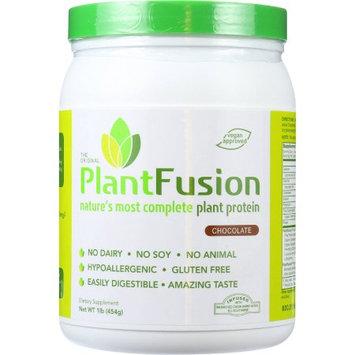Plantfusion Protein Powder Chocolate, 1 LB