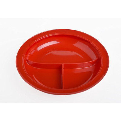 Providence Spillproof Partitioned Plate - 9