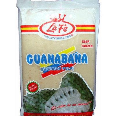 La Fe Foods La Fe Pulp Soursop (guanabana)