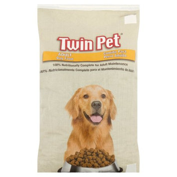 Simmons Pet Food Twin Pet Adult Dog Food, 13 lb