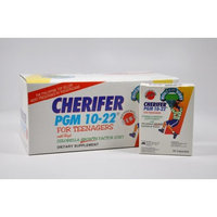 CHERIFER Capsule with Zinc, Double Chlorella Growth Factor & Taurine PGM 10-22 (30 capsules)