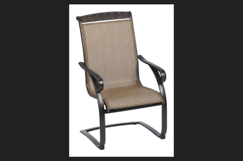 Living Accents Carlisle C- Spring Dining Chair - Set of 6