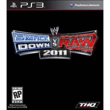 THQ WWE SmackDown vs. Raw 2011