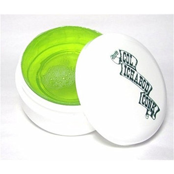 Col Ichabod Conk Shave Soap Watertight Travel Container