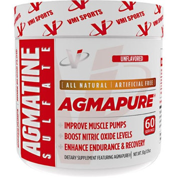 VMI Sports Agmapure, Unflavored, 60 Servings