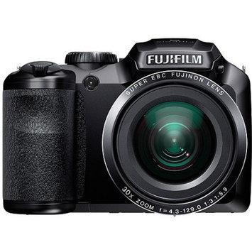 Fuji Film FinePix S4800 16MP 30X Black