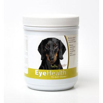Healthy Breeds 840235145837 Dachshund Eye Health Soft Chews - 75 Count