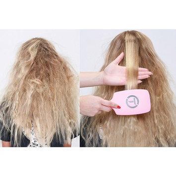 Tion Detanger Damp Hair Brush for wet & dry hair - Black
