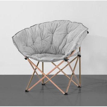 Idea Nuova Mainstays Corduroy Club Chair, multiple colors