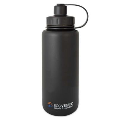 Ecovessel Eco Vessel Boulder 32 oz/ 946 ml Triple Insulated Container