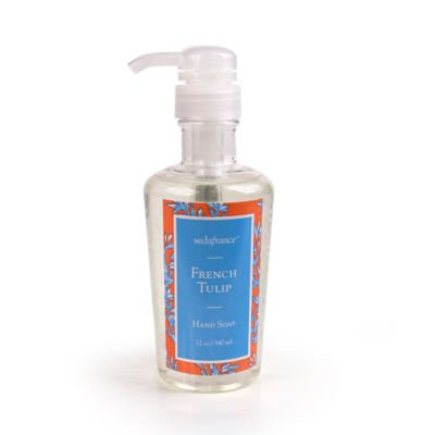 Seda France™ French Tulip Classic Toile Liquid Hand Soap