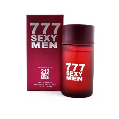 Diamond Collection '777 Sexy Men New York' Men's 3.4-ounce Eau De Toilette Spray