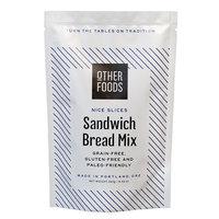 Gluten-Free Sandwich Bread Mix - Easy Bake, Grain-Free, Dairy-Free, Paleo Friendly Baking Mix by Other Foods