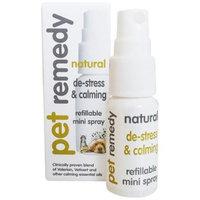 Pet Remedy De-Stress & Calming Refillable Mini Spray [Options : 15mL]