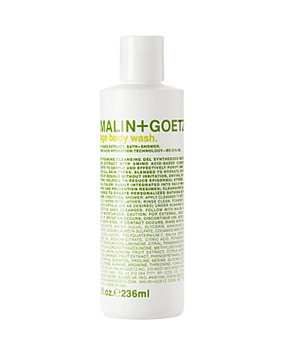 Malin + Goetz Body Wash - Sage - 8 oz