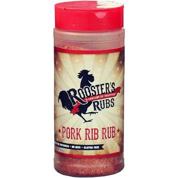 Roostr's Rub Rooster's Pork Rib Rub