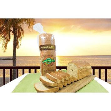 Jamaican Style Whole Wheat Hard Dough Bread, Large, 35 Oz
