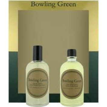 BOWLING GREEN 2PC SET WITH 4.OZ SPRAY AND 4.OZ AFTER SHAVE FOR MEN