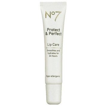 Boots No7 Protect & Perfect Lip Cream .33 fl oz (10 ml) (Pack of 6)