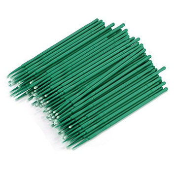 Hunputa 100PCS Lint Free Microblading Supplies Micro Brushes Cotton Swab Sticks Tattoo Makeup Permanent Supplies