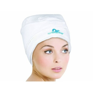 Hair Therapy Wrap FBA_Dose Not Apply/Cordless Heating Cap (WHITE)