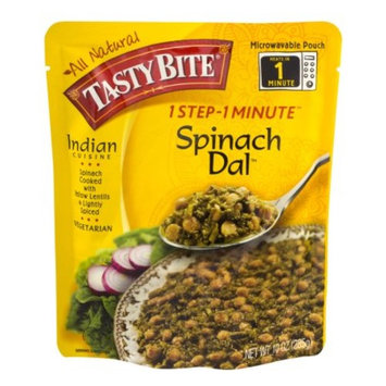 Tasty Bite Spinach Da Indian Entree (6x10 OZ)