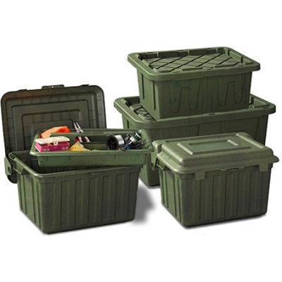 Durabuilt 15-gallon Tough Storage Tote