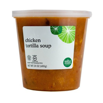 Whole Foods Market, Chicken Tortilla Soup with Corn, 24 oz