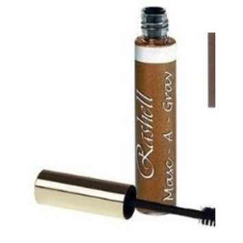 Rashell Masc-A-Gray Hair Mascara - 110 Bronze Blonde / Coffee by RASHELL COSMETICS by RASHELL COSMETICS